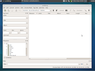 qt application xubuntu 11.10