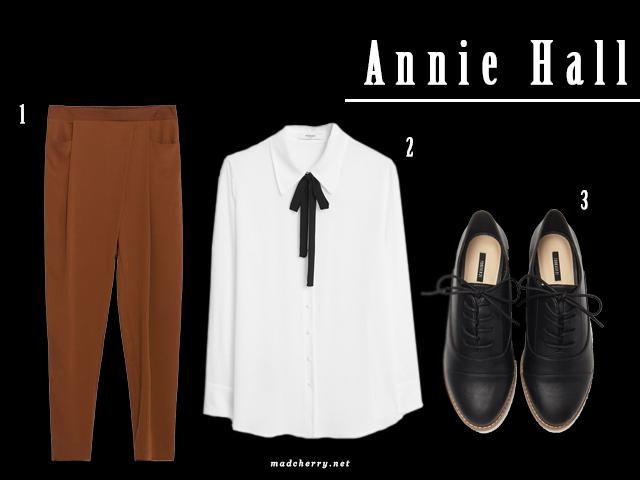 annie hall style