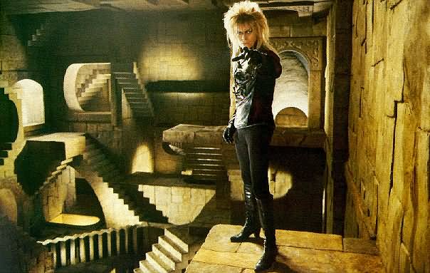 Music N' More: Labyrinth Labyrinth Movie Quotes You Have No Power Over Me