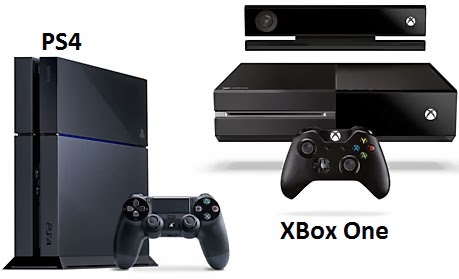 Play Station 4 Vs Xbox One