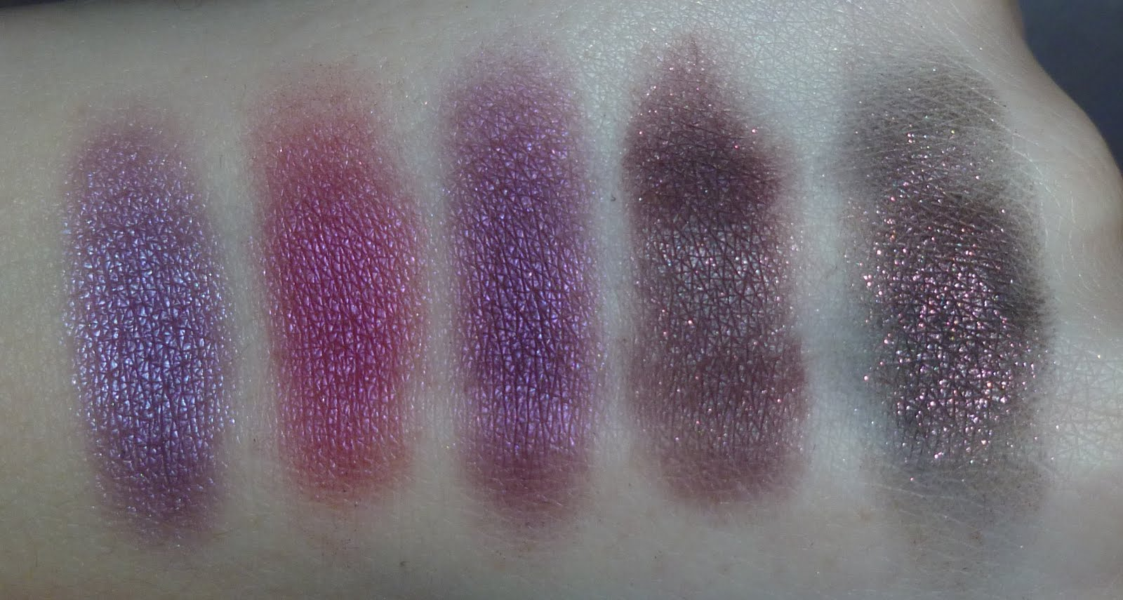 Coleyyyful: A Beauty & Fashion Blog: MAC Pink & Purple Palette