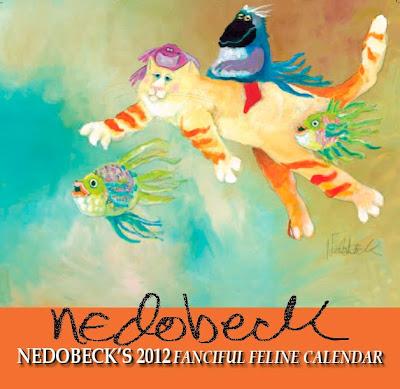 2012 cat calendar