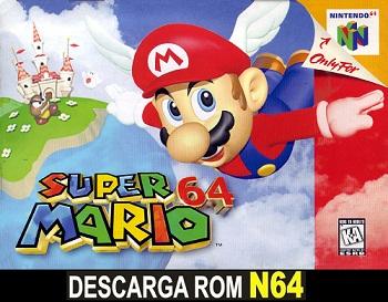 Super Mario 64 64 ROMs Nintendo64