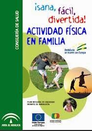 ACTIVIDAD FISICA EN FAMILIA