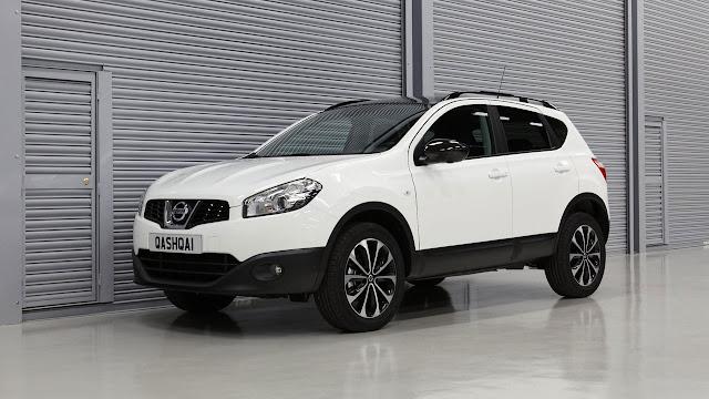 Nissan Qashqai 360 (UK)