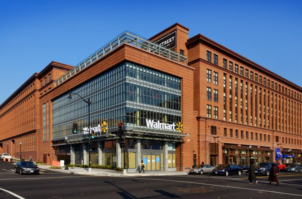 The Naked City Blog: When planners insist, Walmart gets urban