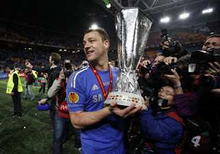 How John Terry won the Europa League!