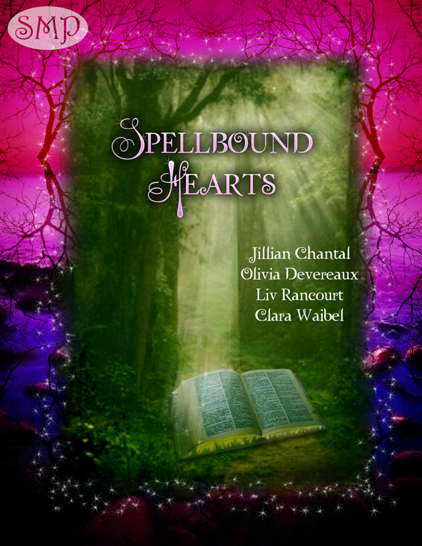 SPELLBOUND HEARTS NOW AVAILABLE IN AMAZON!
