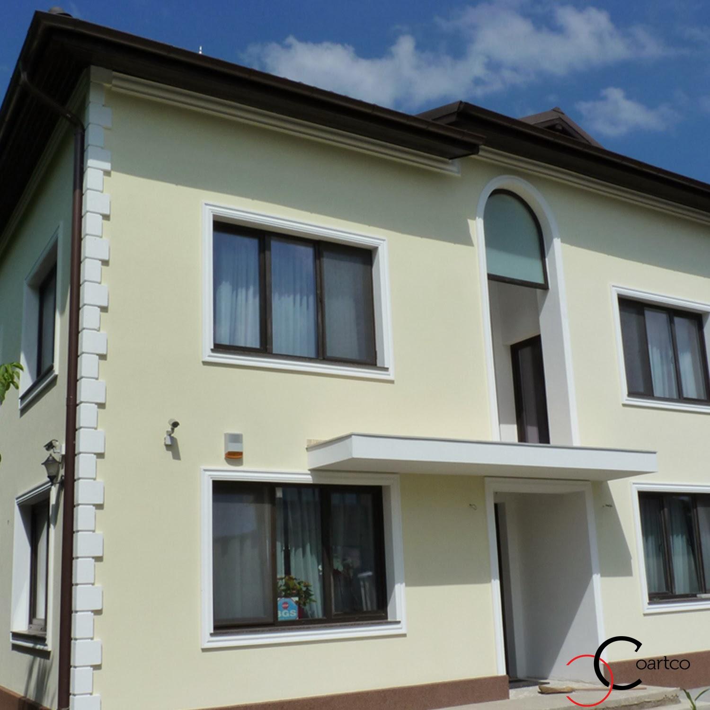 Profile Polistiren, Profile Decorative Pret, Fatade Case, Ancadramente, Casa Tunari,  ART A05