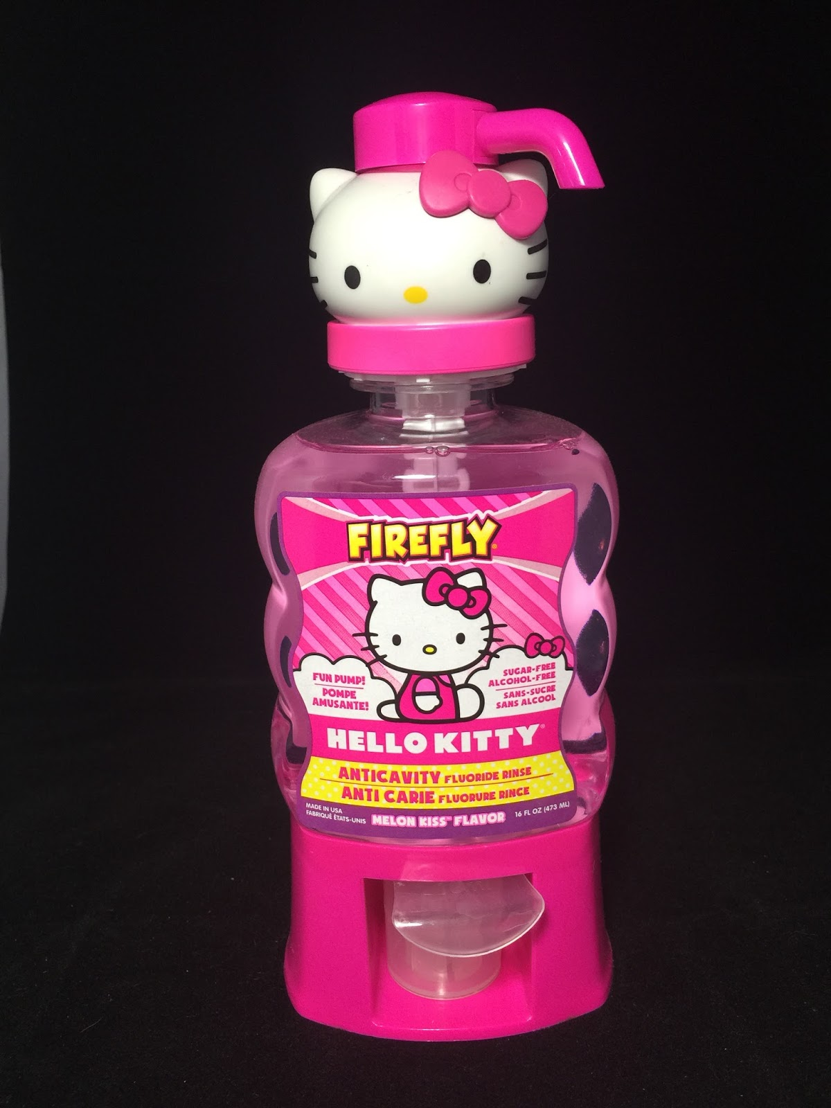 Firefly making Oral care fun