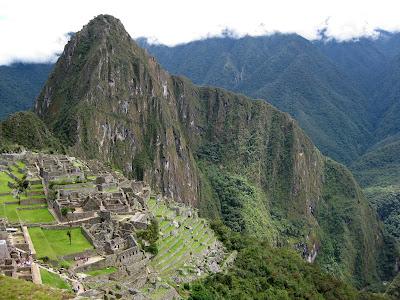 Ruínas de Machu Picchu, Peru