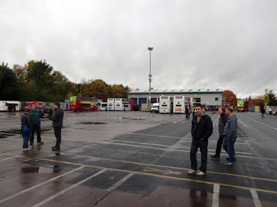 Pensnett Garage Open Day 2015