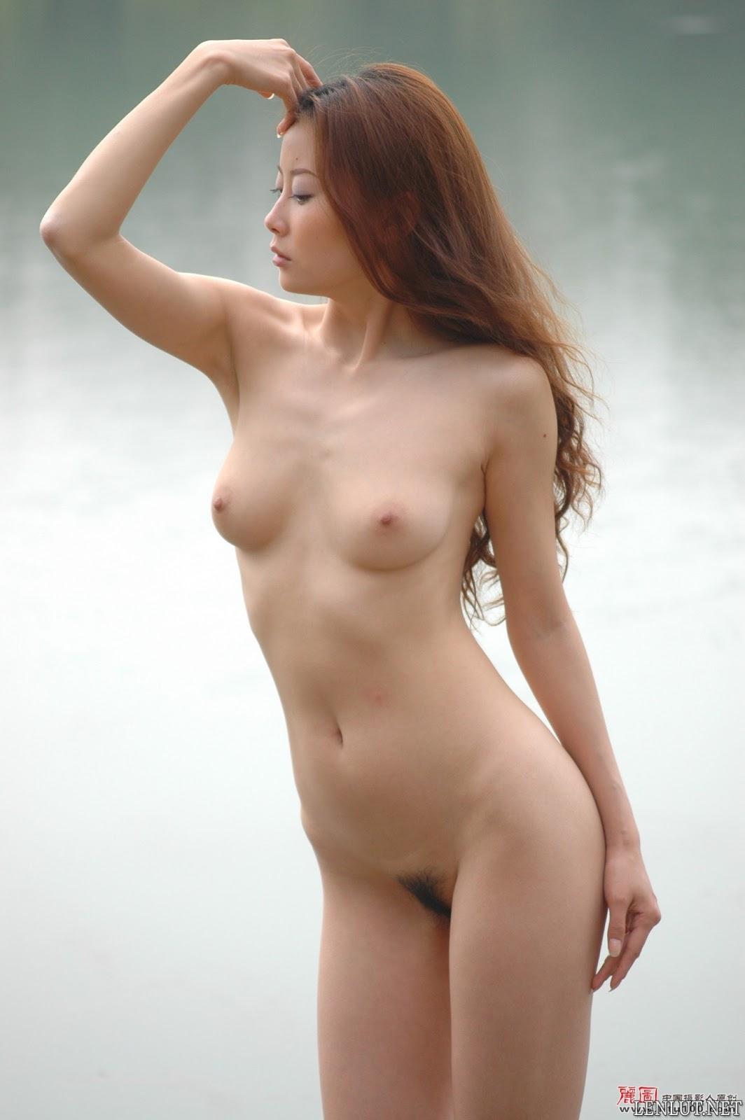 03 Ảnh nude người mẫu Trung Quốc