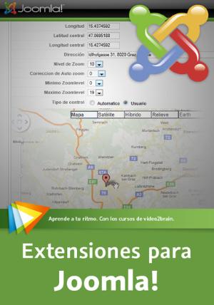 Extensiones para Joomla