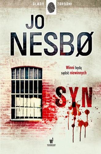 Jo Nesbo Syn powieść kryminał recenzja opinia nowość bruatlność morderstwo norwegia król mistrz narkomani gangi harry hole
