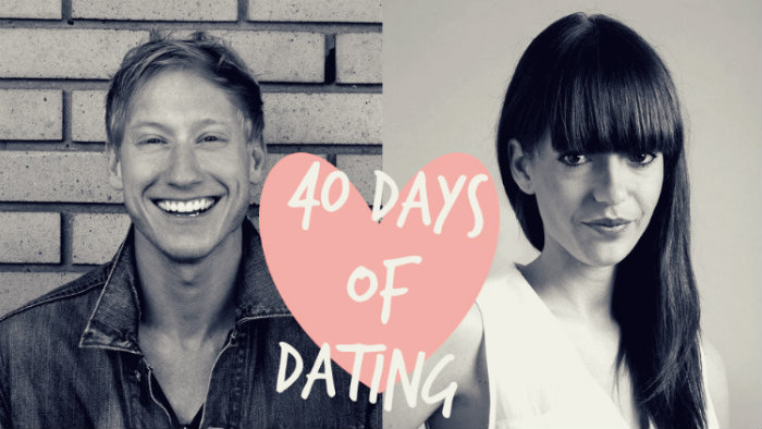 40 days of dating rules During the 40 days, individuals, partners and small gatherings nominate 1 hr every day for 40 days to worship and prayer watch the illawarra and australia.