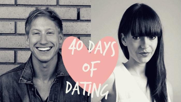 Timothy goodman 40 days of dating