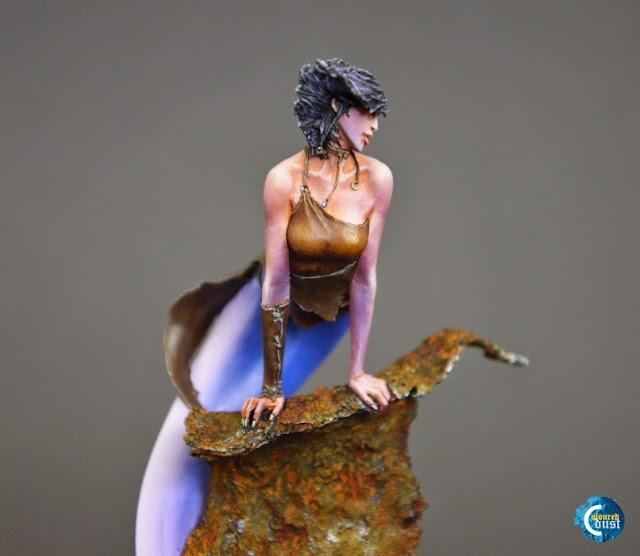 """Origen Art """"Sirena"""""""