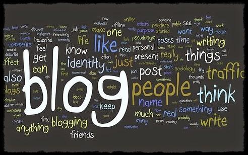 Kenapa Aku pilih Jadi Blogger?