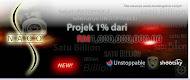 PROJEK 1% DARI RM1 BILLION
