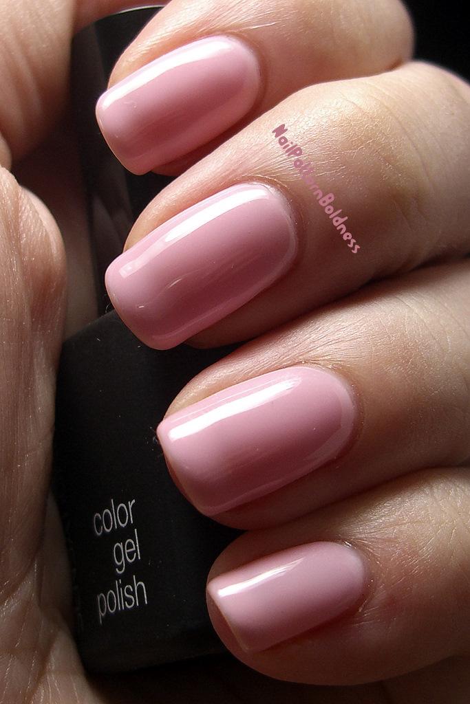 Nail Pattern Boldness: SensatioNail gel polish kit: Pink ...