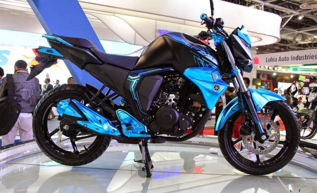 Yamaha launches FZ Version 2.0 and FZ-S Version 2.0 - The Economic Times