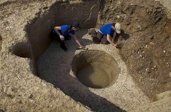 Ιερουσαλήμ: 13χρονος... Ιντιάνα Τζόουνς ανακάλυψε ένα πατητήρι 1.400 ετών