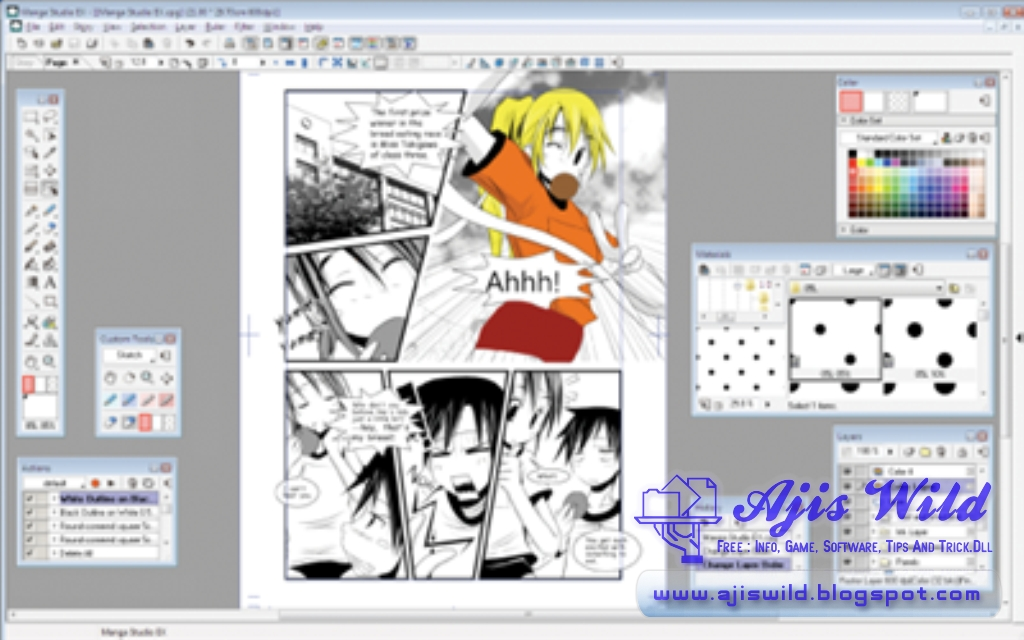 Manga studio ex 4 serial key - penditotis's blog