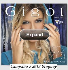 catalogo gigot uruguay C-5 2013