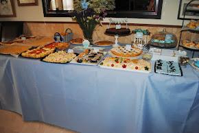 Buffet celebraciones