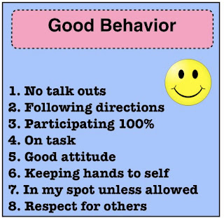 Essay On Good Behaviour