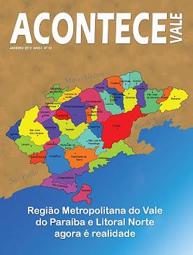 JORNAL ACONTECE VALE / VALE DO PARAIBA /SP/BR