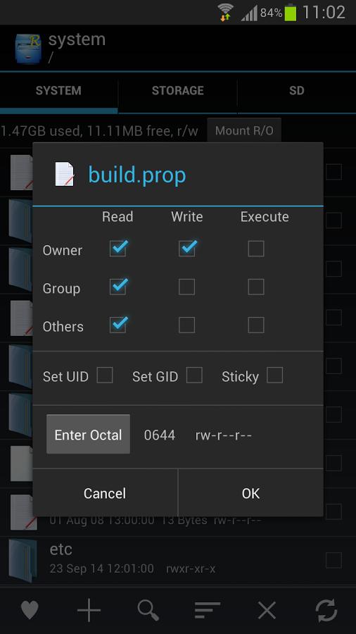 Download Root Explorer full version gratis