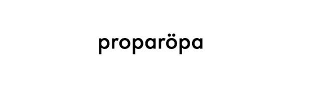 proparöpa  . propa & beyond