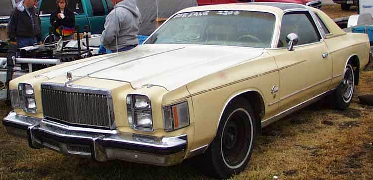 Chrysler Cordoba Coupe