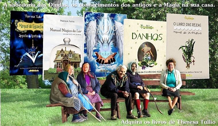 LIVROS THERESA TULLIO