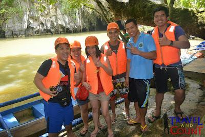 Underground River boatman