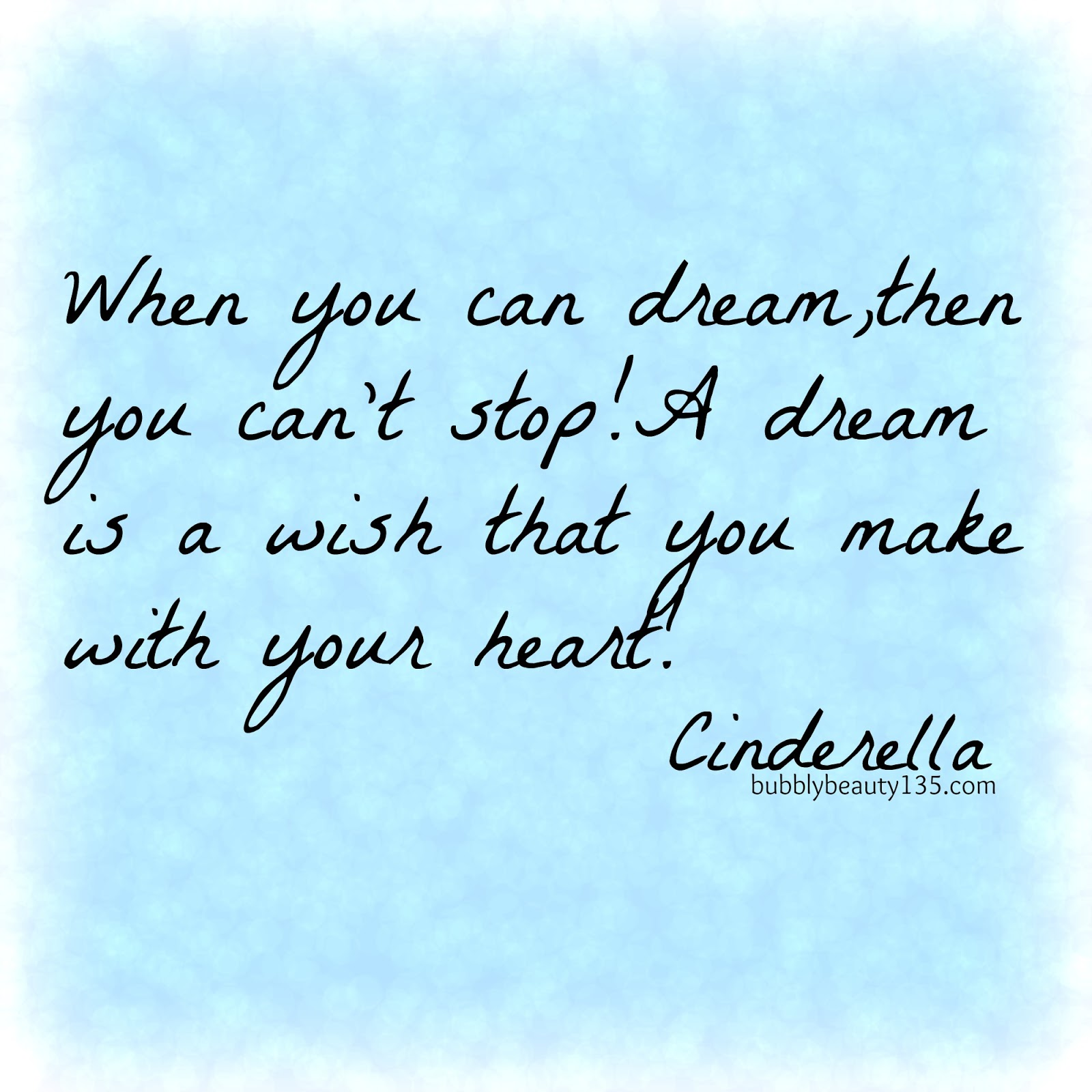 Motivational Monday #10 : Disney Princess Quotes | www.bubblybeauty135.com