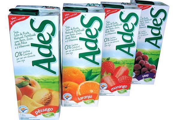 Anvisa suspende os produtos com soja da marca Ades