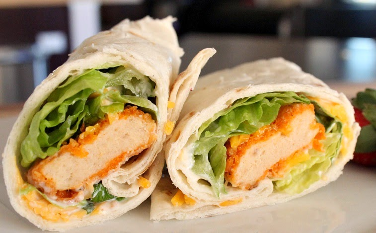 Image result for simpletortilla wrap