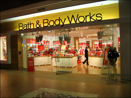 brand marketing well known product 3 bath and body works. Black Bedroom Furniture Sets. Home Design Ideas