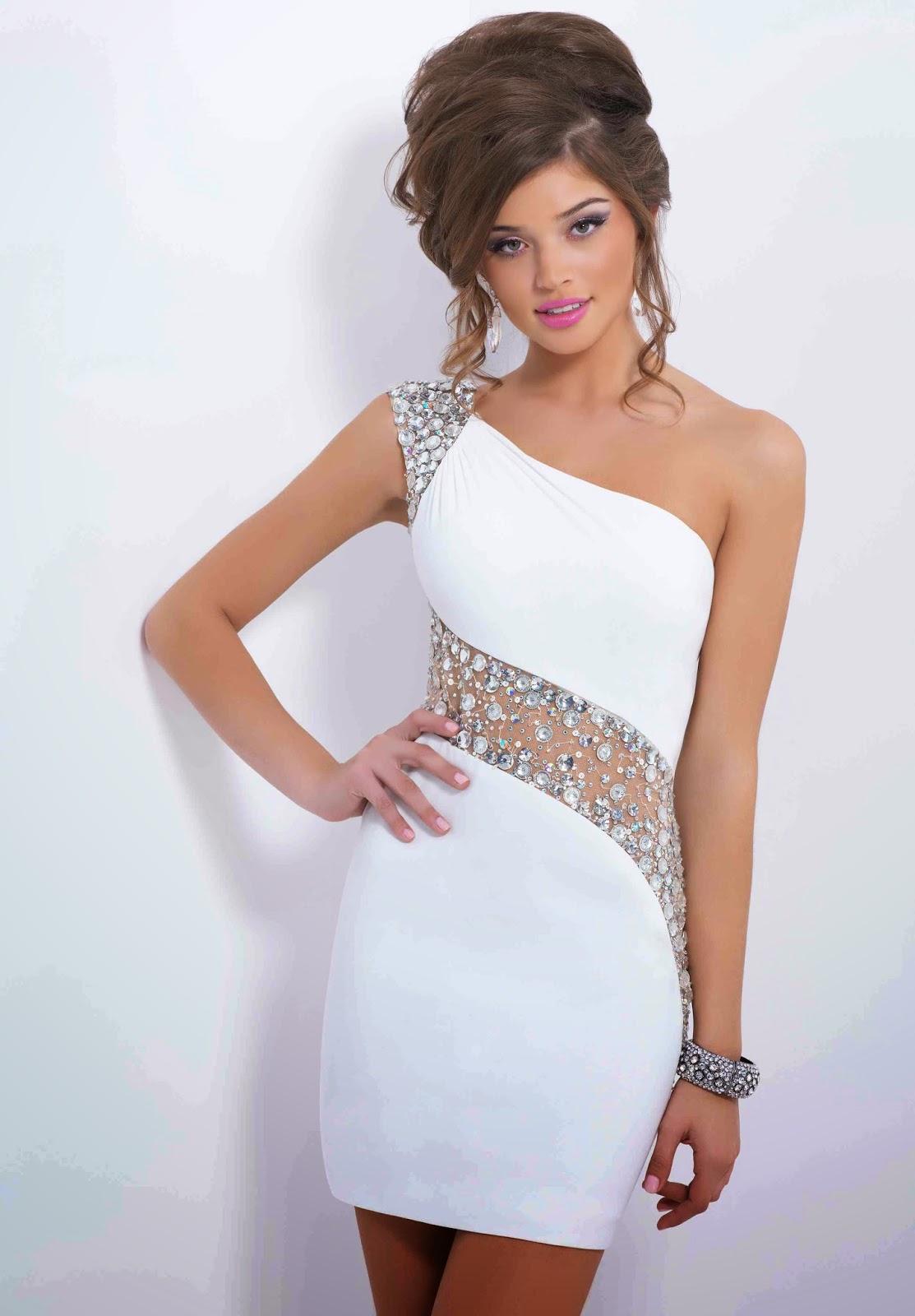 Asombrosos Vestidos De Fiesta Colección 2015 101