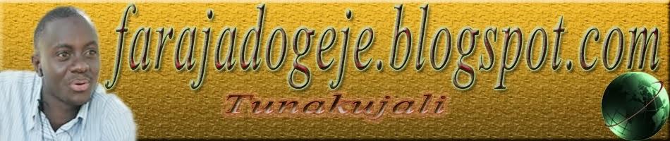 Farajadogeje.blogspot.com