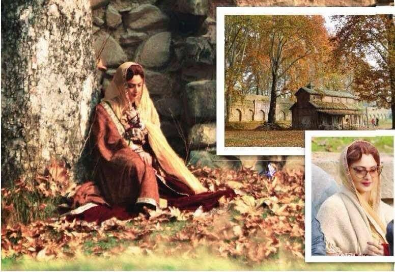 Rekha's Begum Look In Abhishek Kapoor's Fitoor