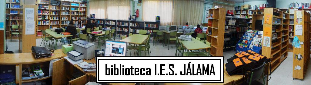 BIBLIOTECA IES JLAMA