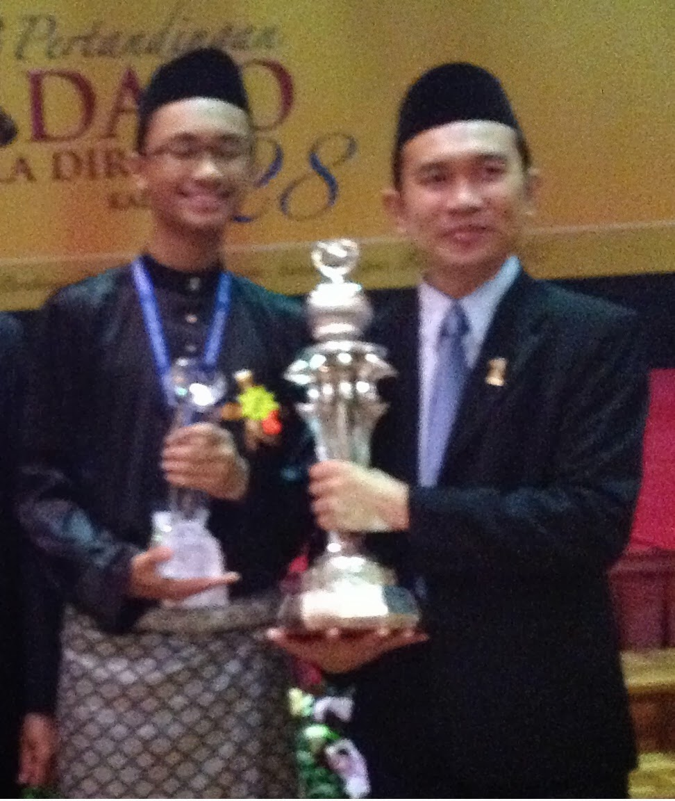 Johan Pidato Piala DiRaja Kali Ke-28 Peringkat Kebangsaan 2012