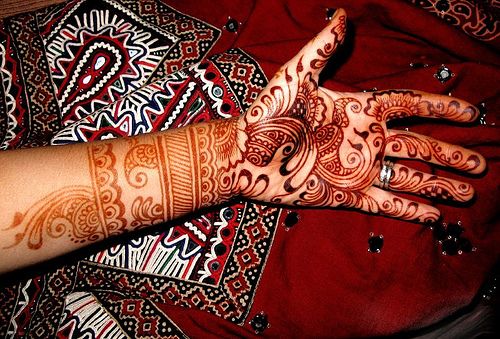 Mehndi Designs 2011 Fashion Trend