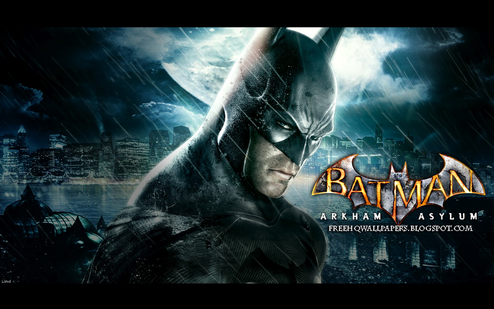 batman arkham asylum hq hq wallpapers