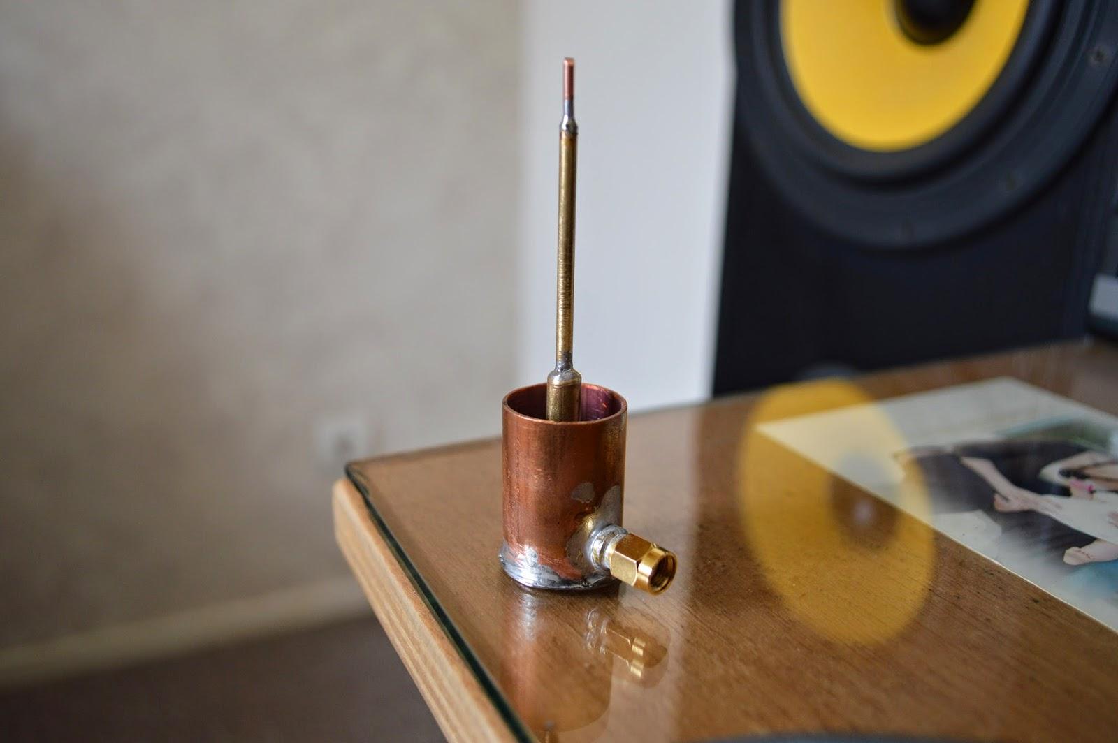 Nobru swr metre wi fi 2 4 ghz for Antenne fait maison