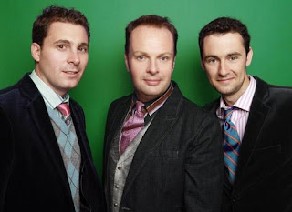 The Celtic Tenors gear up for NYC after global tour